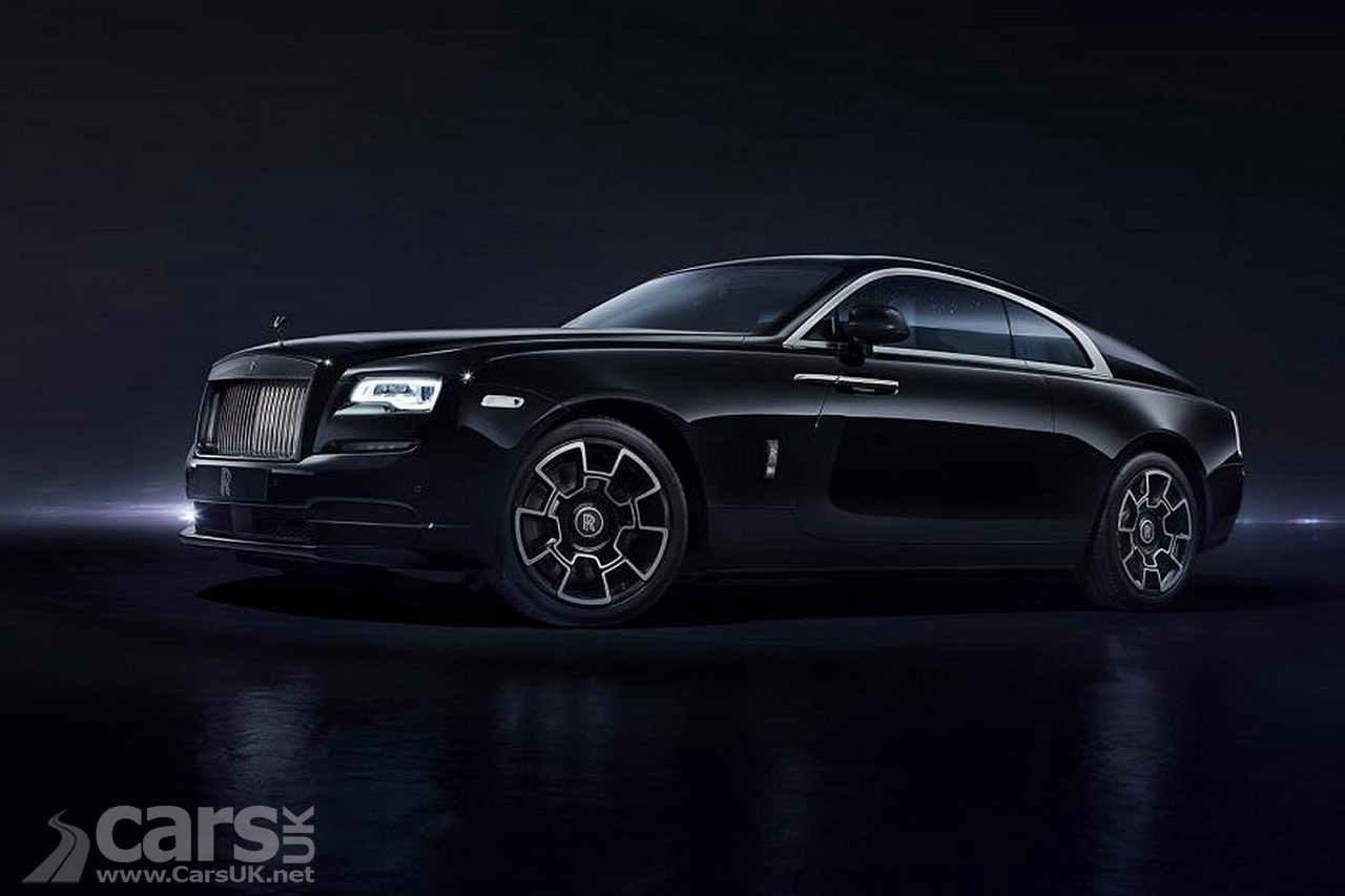 Rolls Royce Black Badge Photos Cars Uk