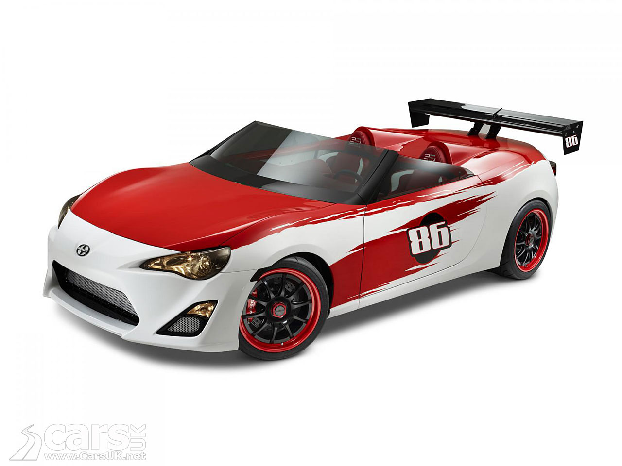 Scion FR-S Speedster 1