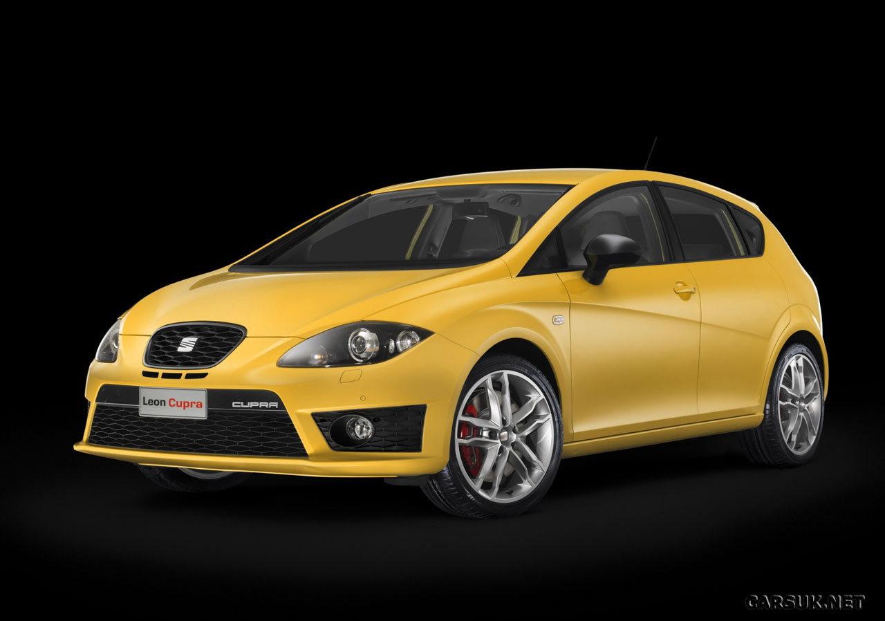seat leon cupra ibiza fr revealed. Black Bedroom Furniture Sets. Home Design Ideas