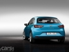 Blue SEAT Leon SC rear view image