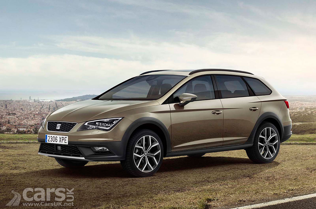 seat leon x perience pictures cars uk
