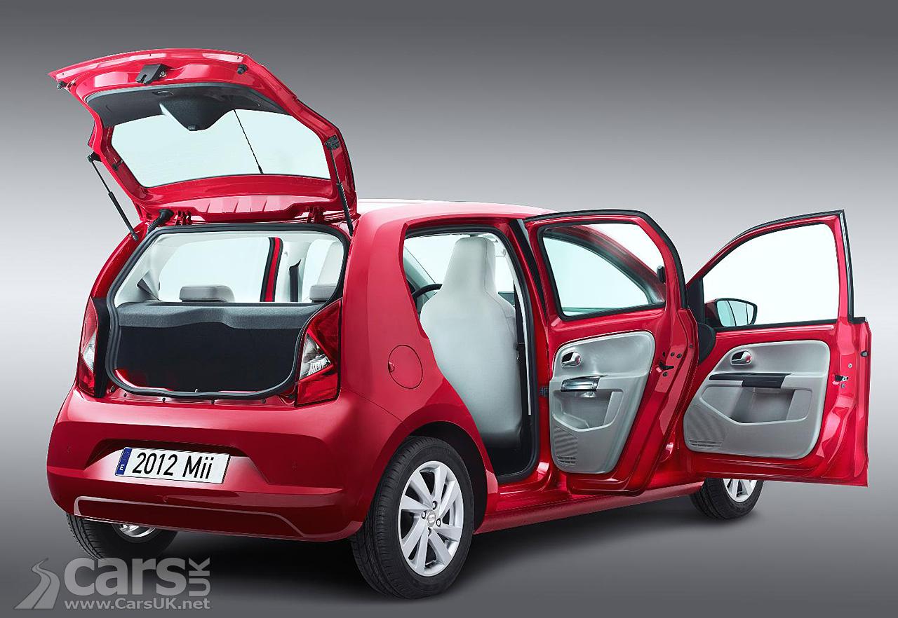 5 Door Car >> Seat Mii 5 Door Photo Gallery Cars Uk