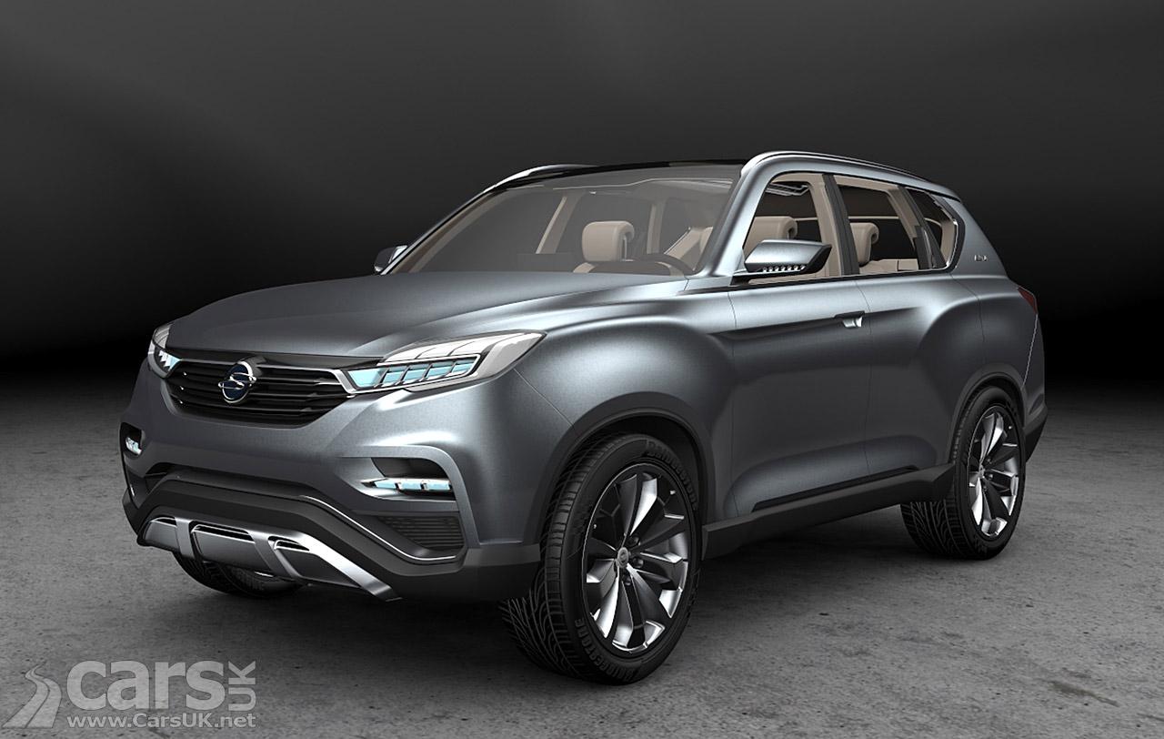 Ssangyong LIV-1 SUV