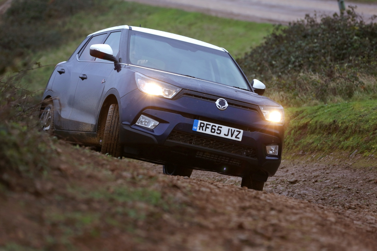 SsangYong Tivoli ELX Diesel 4x4 Auto Review