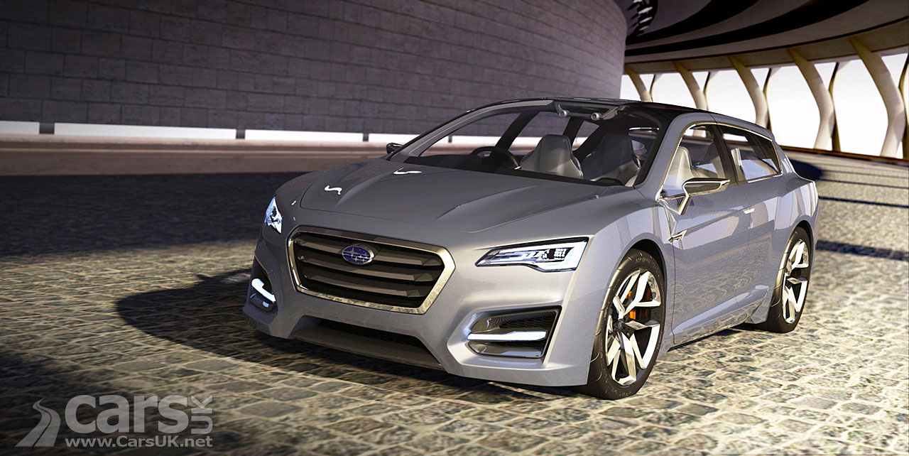 Subaru Advanced Tourer Concept  1