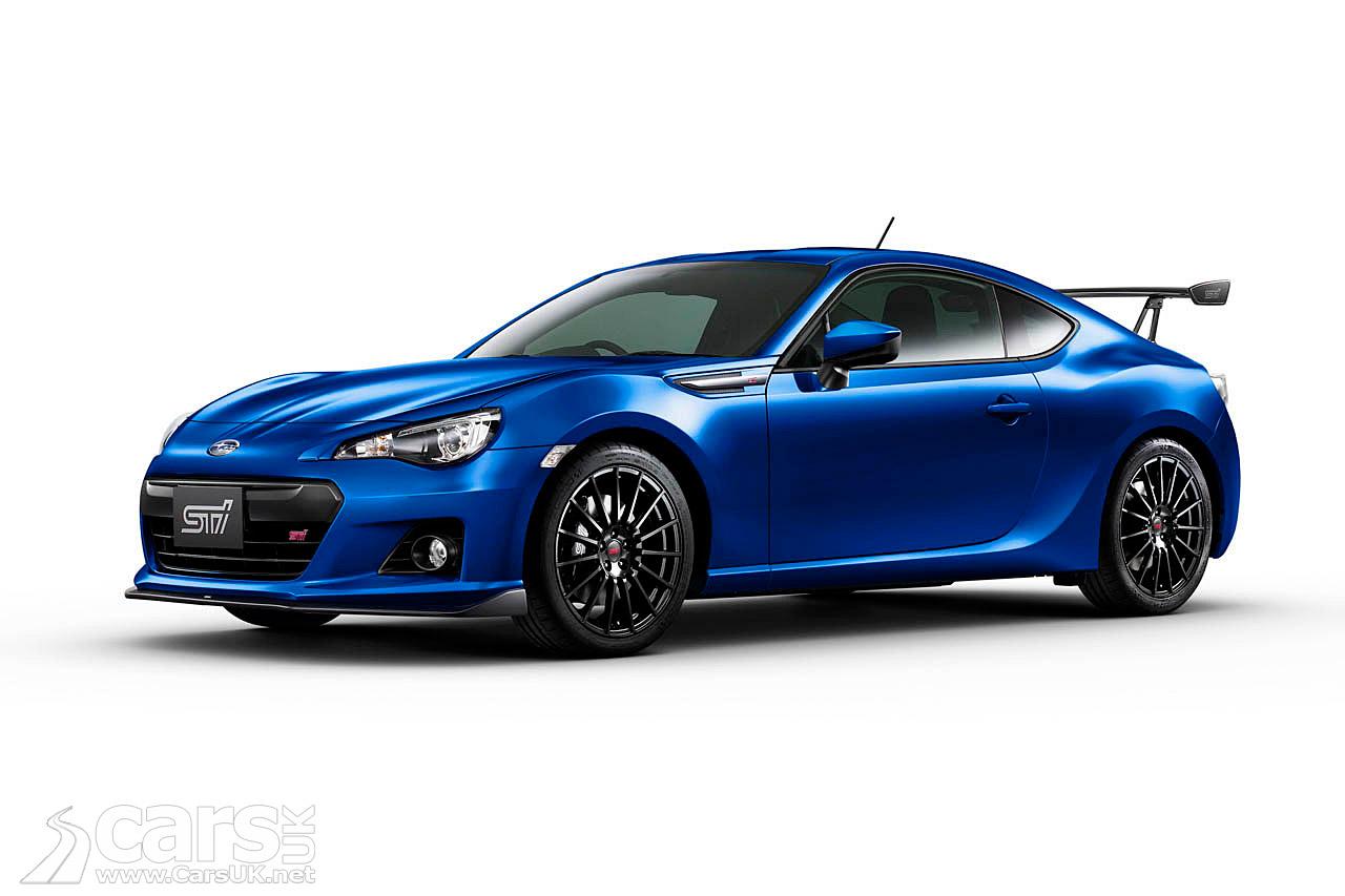 Subaru Brz Ts Pictures Cars Uk