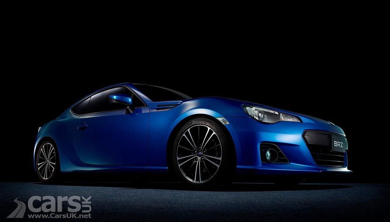 Subaru BRZ (2012) Photo Gallery | Cars UK