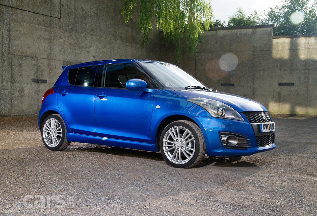 Suzuki Swift Sport 5-door Pictures | Cars UK