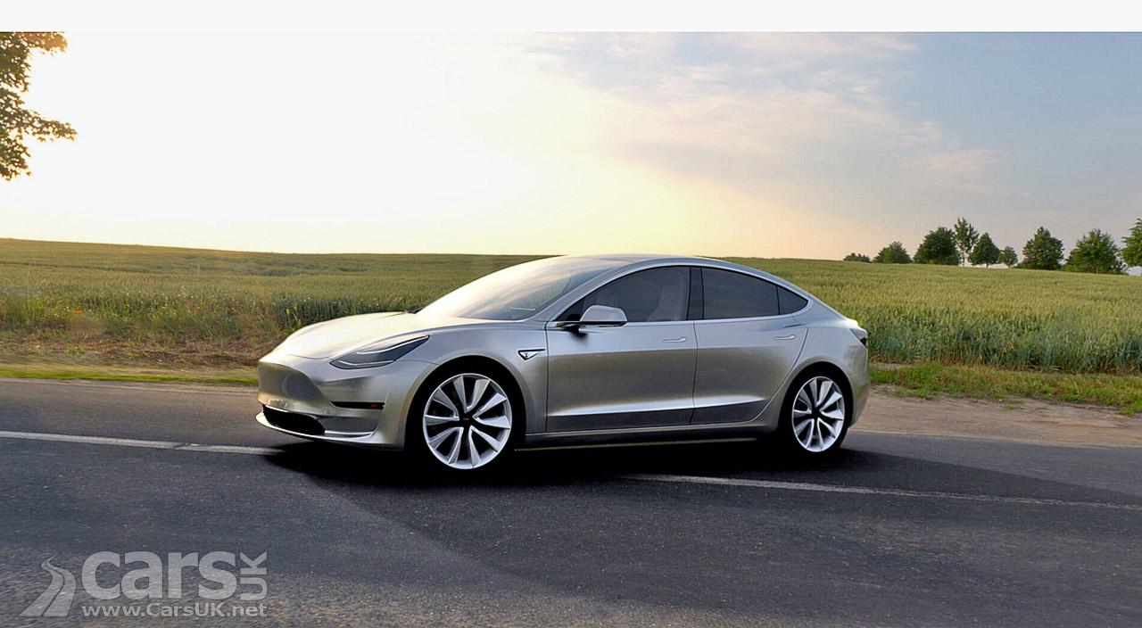 Tesla Model 3 Photos Cars Uk