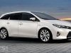Toyota Auris Touring Sport for Geneva 2013 image