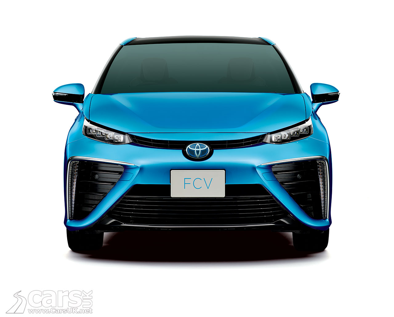 toyota mirai hydrogen fuel cell saloon pictures cars uk