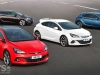 Vauxhall Astra Facelift and GTC BiTurbo