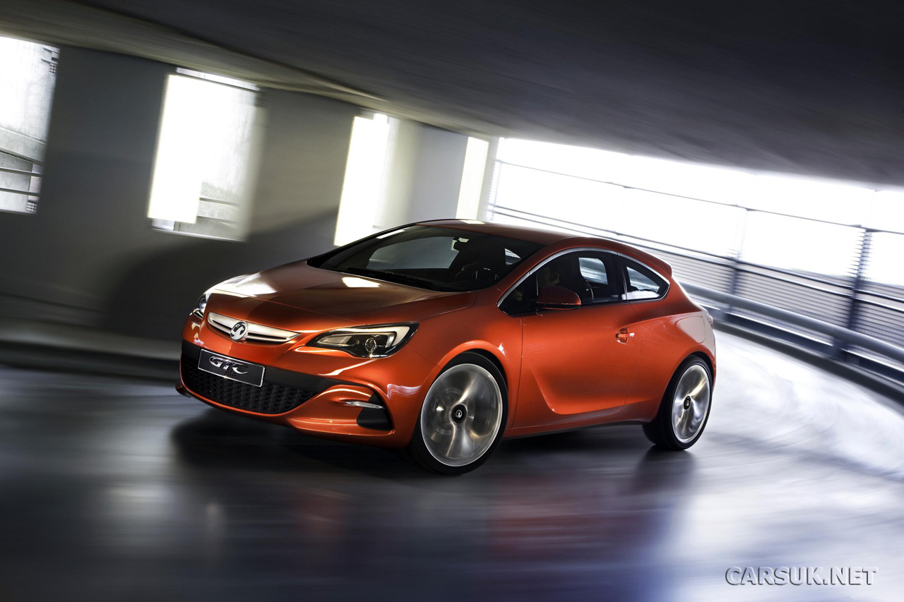 vauxhall astra vxr 2012 gets 282bhp new gtc photos. Black Bedroom Furniture Sets. Home Design Ideas