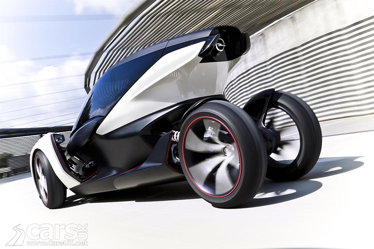 Vauxhall Electric Urban Concept (1)