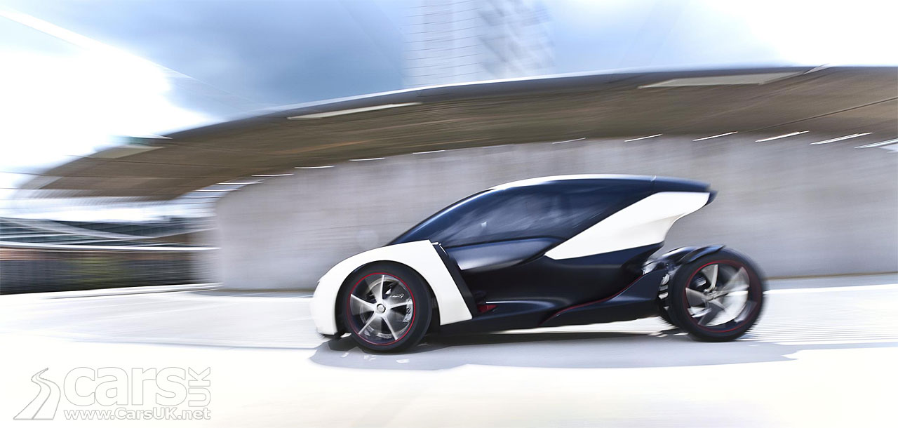 Vauxhall Electric Urban Concept (2)