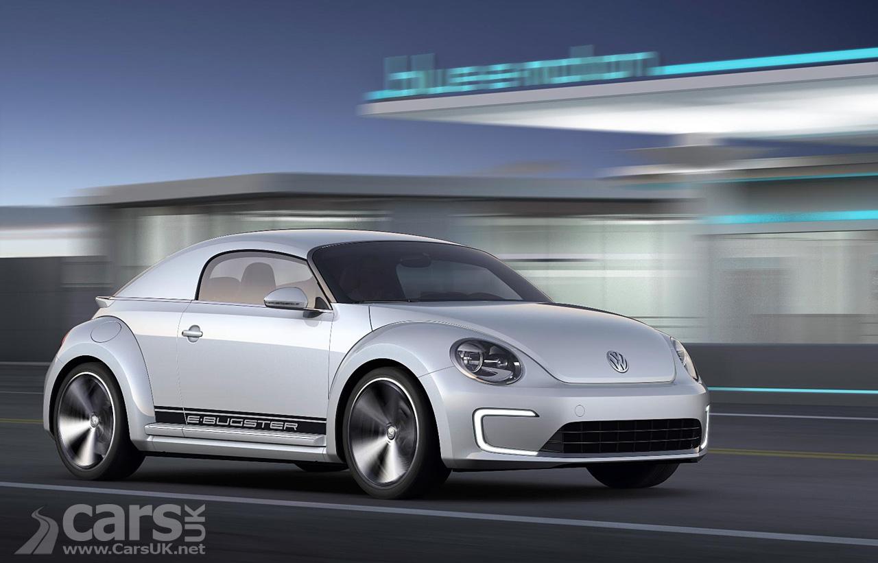 Volkswagen E-Bugster 1
