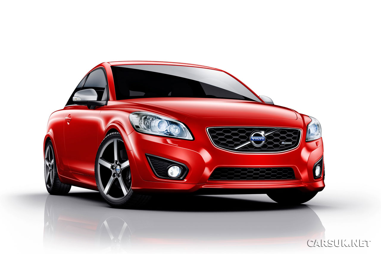 new volvo c30 r design 2010 revealed. Black Bedroom Furniture Sets. Home Design Ideas