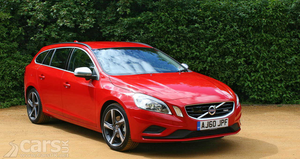 Volvo V60 D3 R-Design Review (2011) Photo Gallery