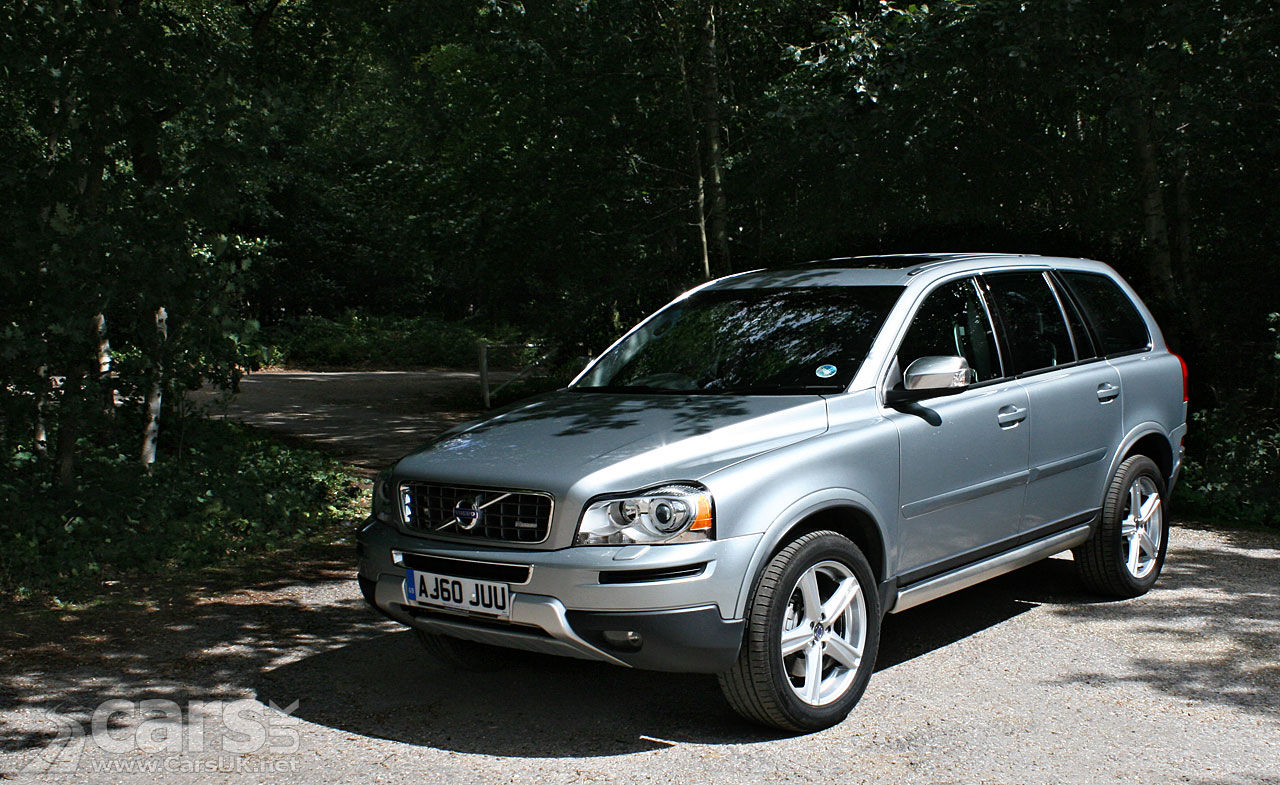 volvo xc90 d5 r design 2011 review photo gallery cars uk. Black Bedroom Furniture Sets. Home Design Ideas