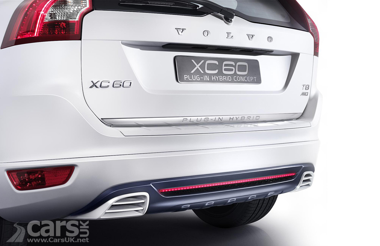 Volvo Xc60 Plug In Hybrid Concept 2012 Photo Gallery