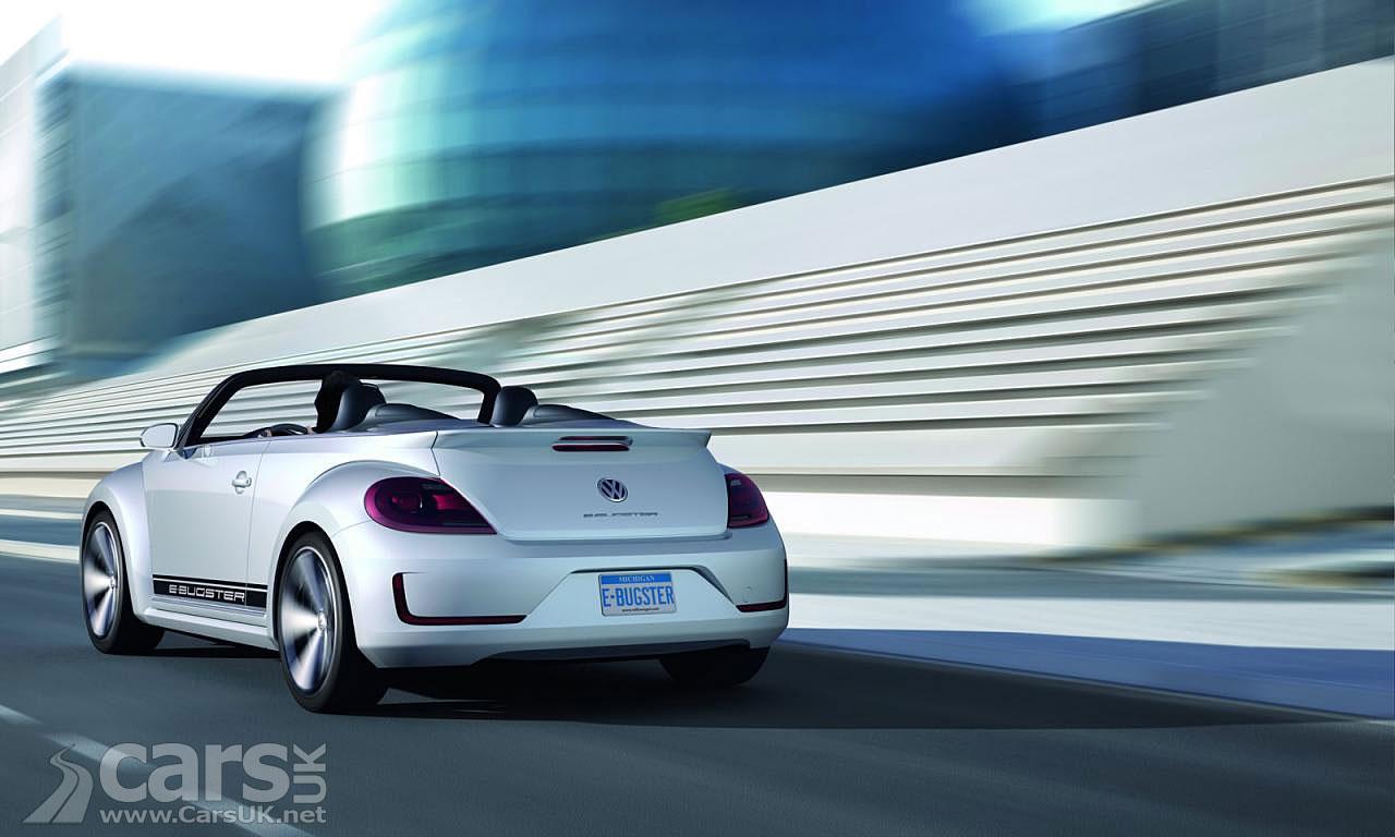 VW E-Bugster Cabriolet 1