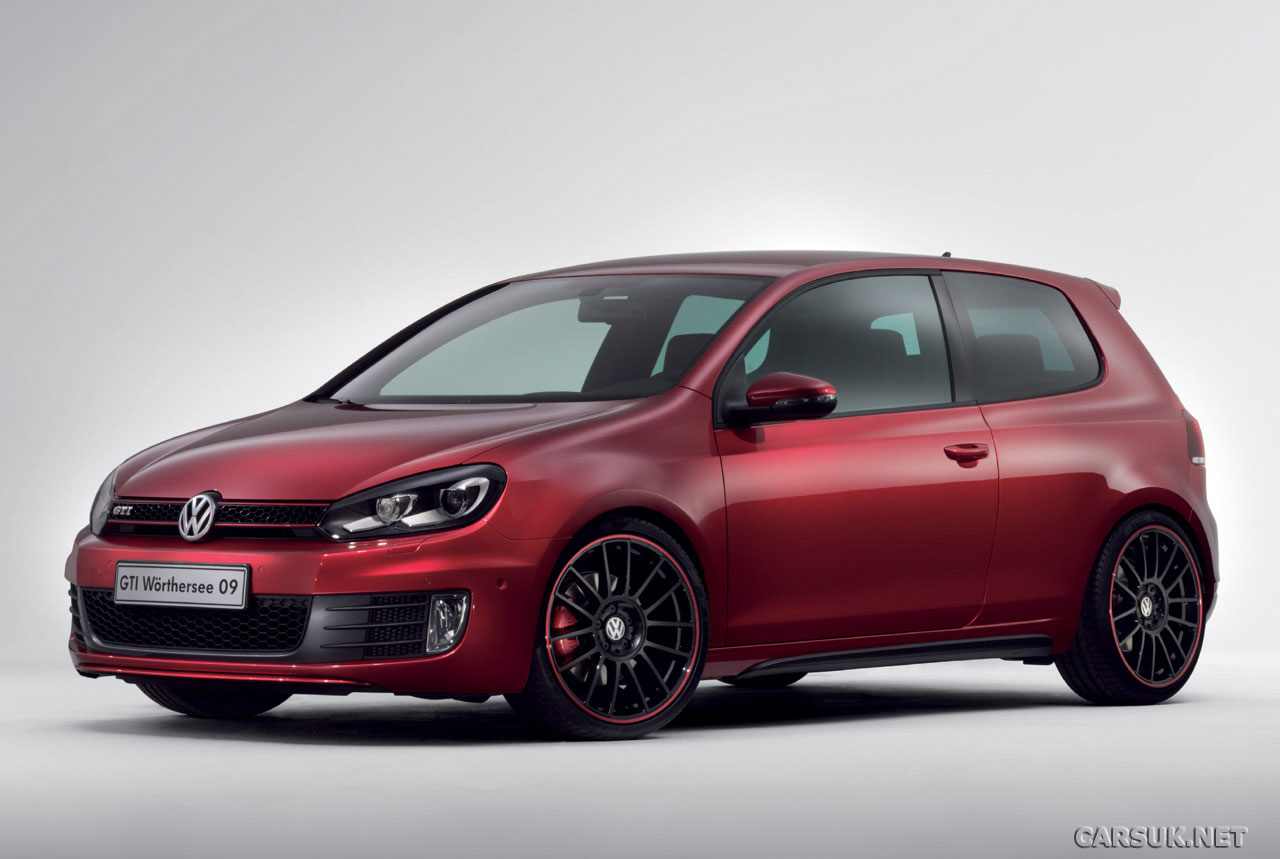 VW Golf GTI Wrthersee Concept