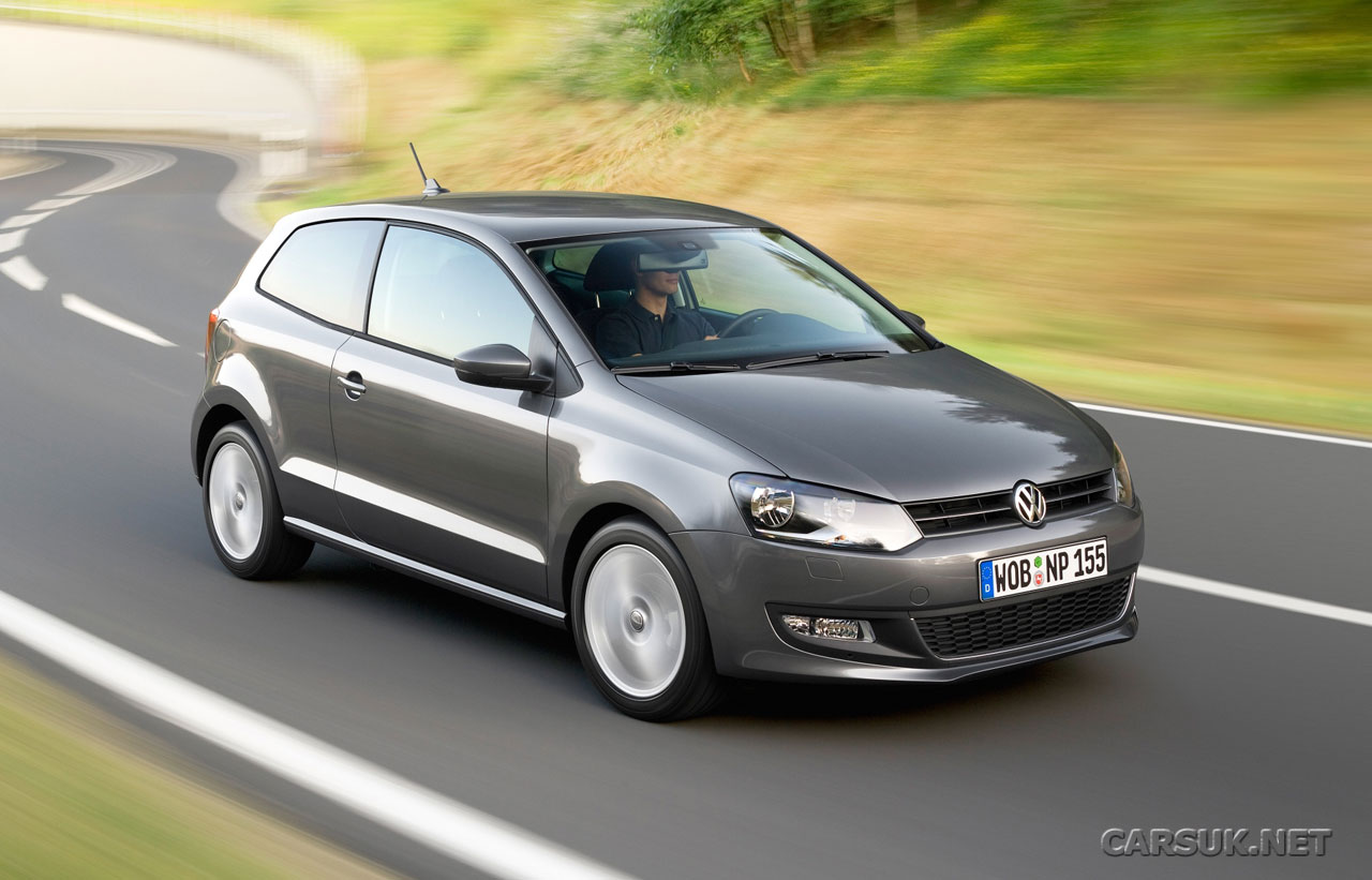 new vw polo 2010 uk orders
