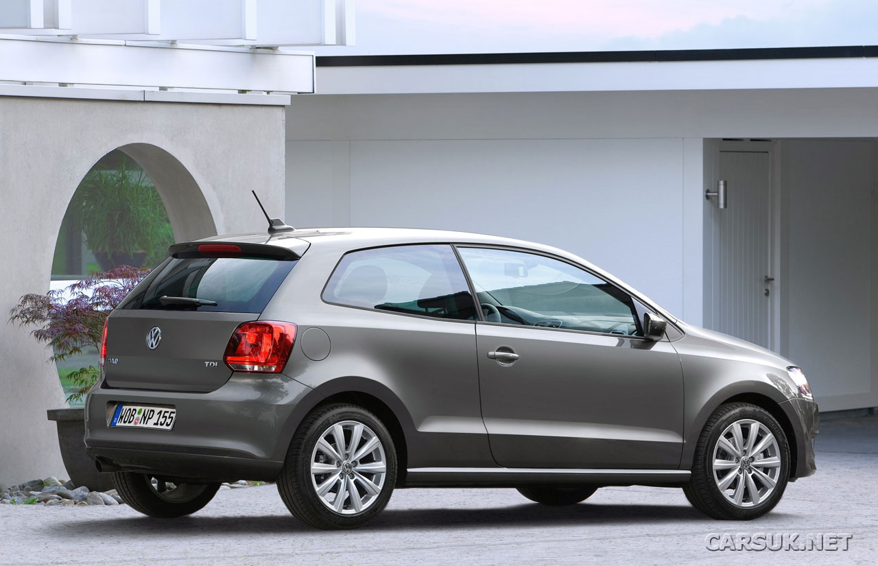 volkswagen polo 3 door 2010. Black Bedroom Furniture Sets. Home Design Ideas