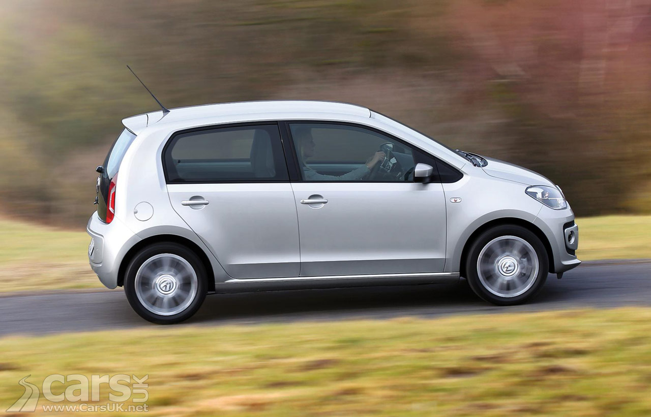VW Up 5 Door