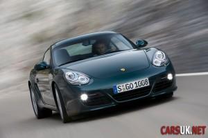 The updated 2009 Porsche Cayman