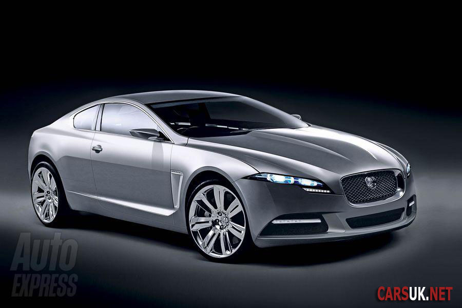 Jaguars XF Coupe Revealed