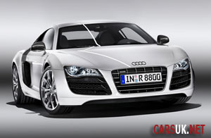 Audi R8 V10 - Launches in Detroit
