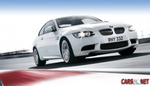 BMW M3 Coupe - Just part of the reason 'M' car sales are so buoyant