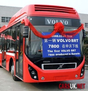 Volvo Buses made in China - will Volvo cars follow?