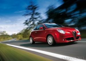 The Alfa Romeo MiTo has great driving dynamics