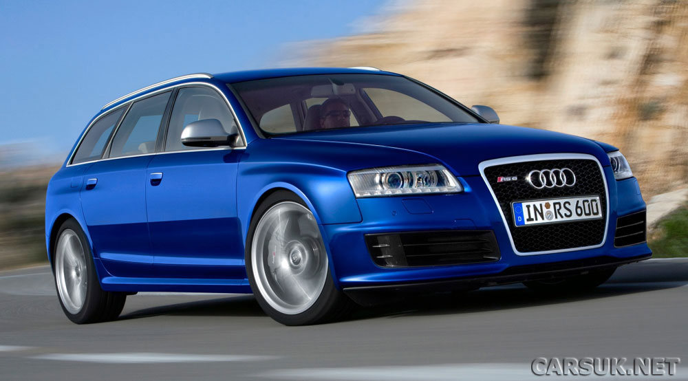 Audi rs6 escapes the across the board 2 rise from audi