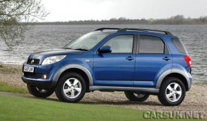 Daihatsu Terios - Now with 5 years free serving