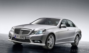 New Mercedes E Class gets AMG Pack