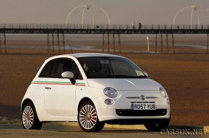Fiat 500 - Helped Fiat to a record-breaking 2008
