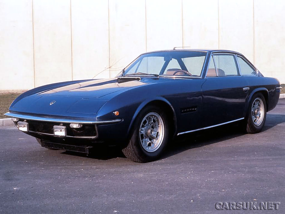 Фото Lamborghini Islero 1968.