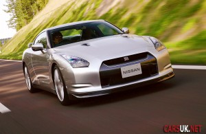 The Nissan GT-R. Unbeatable on the road