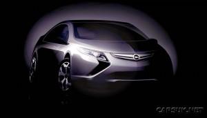 Opel Ampera - GMs great white hope.