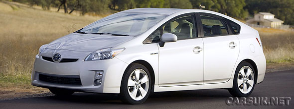 The New Toyota Prius has received 75,000 advance order in Japan, prior to its launch on 18/05/09