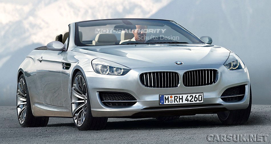 BMW 6 Series Royalty Free Pictures