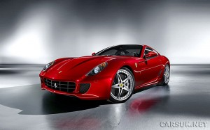 Ferrari are announcing the HTGE handling pack for the 599 at Geneva '09