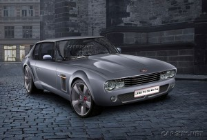The Interceptor SX offers classic cool with modern dynamics