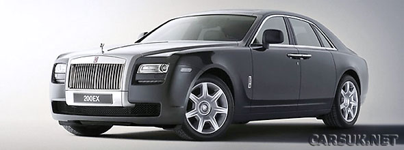 Rolls Royce has announced it is creating 150 new jobs at Goodwood to build the new RR Ghost