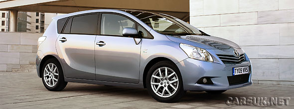 Toyota will show the all new Verso at Geneva '09