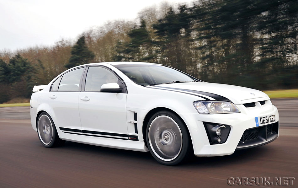 Opel Vxr8. Vauxhall VXR8 Bathurst Edition