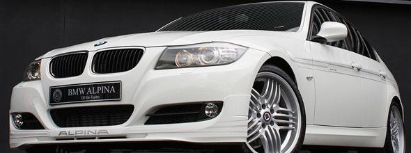 BMW Alpina D3 BiTurbo - a great diesel